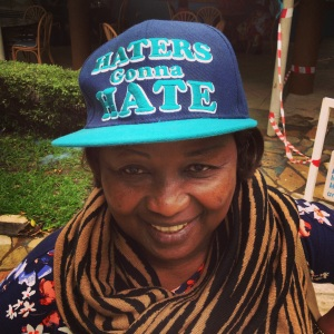 Annie Matundu Mbambi, ordförande IKFF DR Kongo