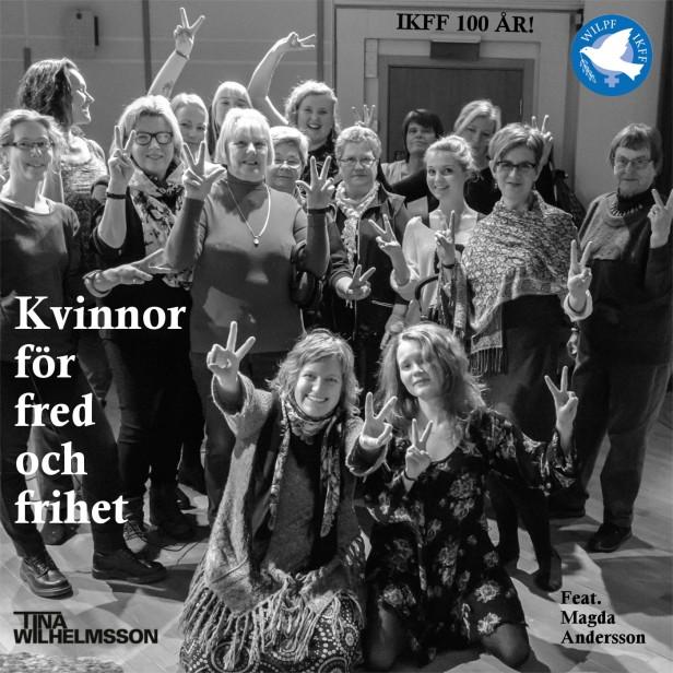 IKFF_omslag_jubileumsvisa_kvinnorforfredochfrihet_fotoFeministFotografen