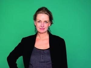 Ylva Bergman, generalsekreterare IKFF, bloggar om flyktingkatastrofen i Medelhavet. Foto: Louise Billgert